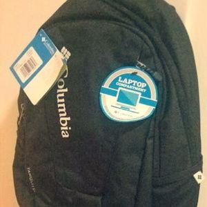 Columbia Black Backpack (New)